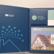 material corporativo paneles fotovoltaicos